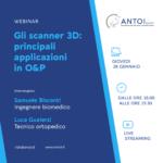 WEBINAR scanner 3D